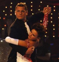 Strictly Come Dancing 2007 xmas special winners - Darren & Lilia
