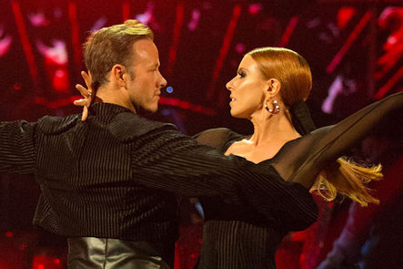 Stacey Dooley & Kevin Clifton