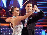 Strictly Come Dancing 2008 xmas special winners - Darren & Jill
