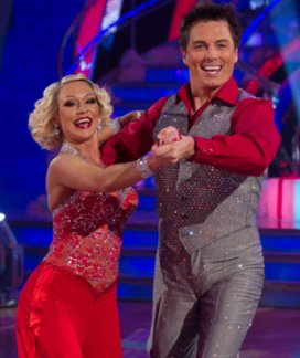 Strictly Come Dancing 2010 xmas special winners - Kristina & John