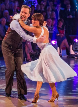 Strictly Come Dancing 2013 xmas special winners - Flavia & Rufus