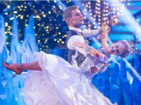 Strictly Come Dancing 2015 xmas special winners - Joanne & Harry