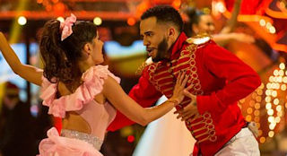 Strictly Come Dancing 2018 xmas special winners - Aston & Janette